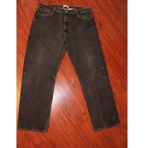 Levi's 501 jeans size 42x34